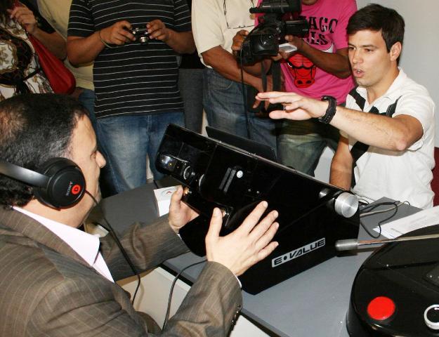 Evaluación al intendente Ricardo Quintela